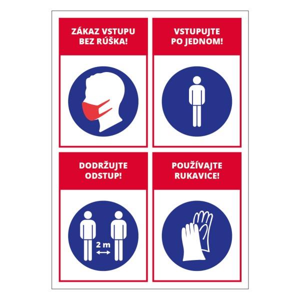 Pokyny pre vstup