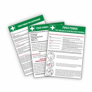 Pokyny prvej pomoci