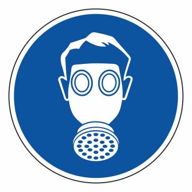 Použitie ochrannej masky