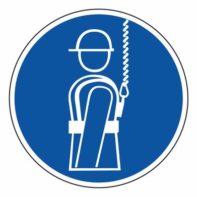 Príkaz na použitie zabezpečovacích pásov