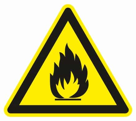 Nebezpečenstvo požiaru