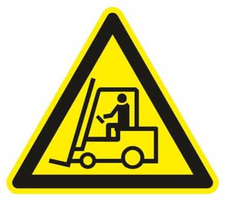 Nebezpečenstvo vozíkov