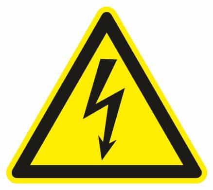 Nebezpečenstvo elektriny