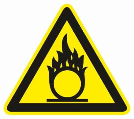 Nebezpečenstvo horľavých látok