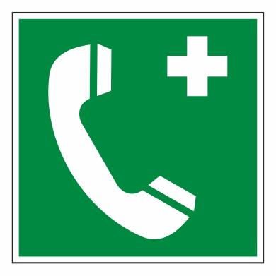 Núdzový telefón