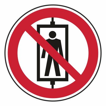 Zákaz dopravy osôb