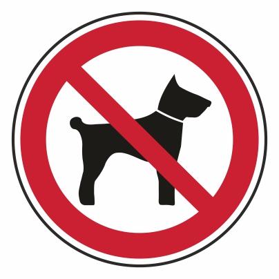 Zákaz vstupu so zvieratami