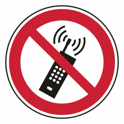Zákaz mobilných telefónov