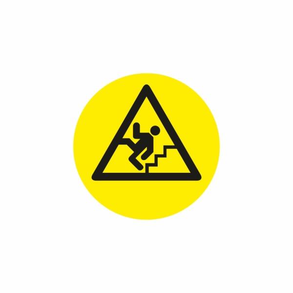 Označenie schodov OS60-2