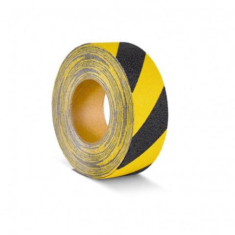 Protišmyková páska žlto-čierna
