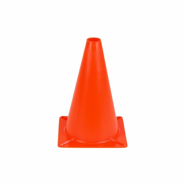 504 - Ľahký plastový kužeľ - oranžový