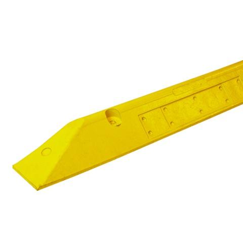 Parkovací doraz žltý