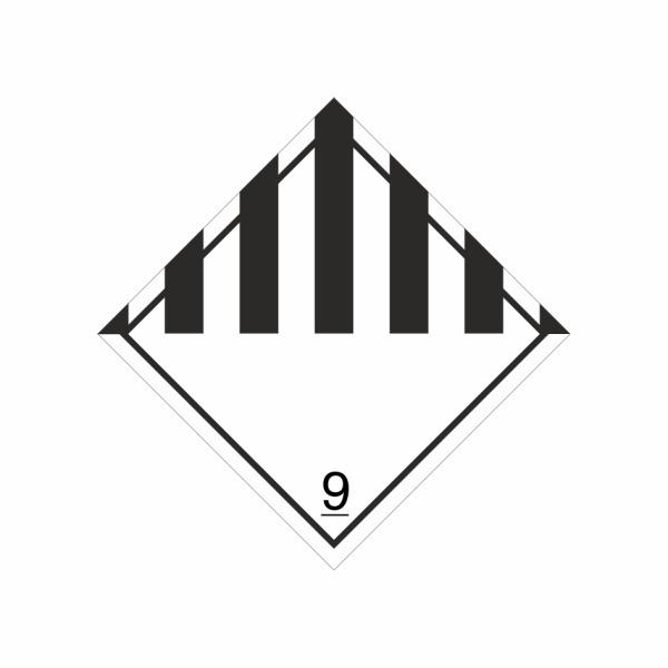 ADR č. 9 – Rôzne látky