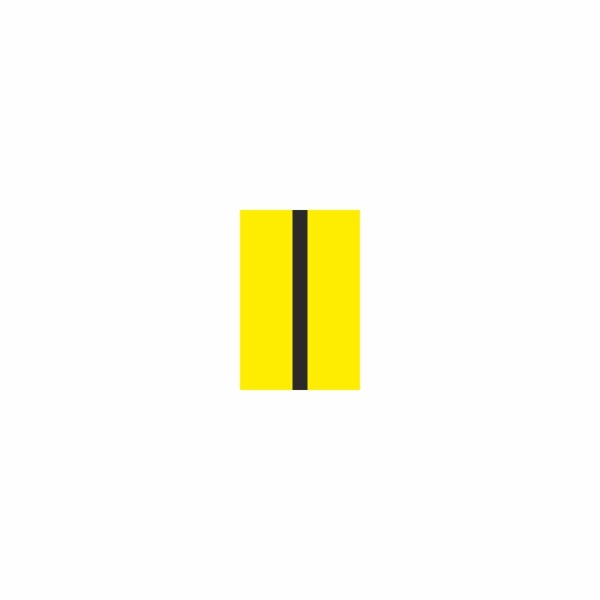 11 Označenie zberníc I - označovacia elektrotechnická značka