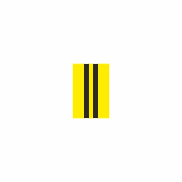 12 Označenie zberníc II - označovacia elektrotechnická značka