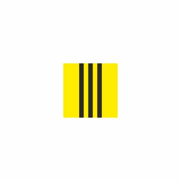 13 Označenie zberníc III - označovacia elektrotechnická značka