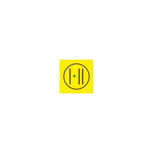 14 Poloha 1+2 - označovacia elektrotechnická značka