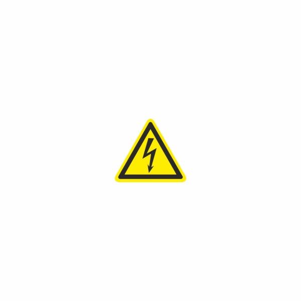 17 Blesk - označovacia elektrotechnická značka