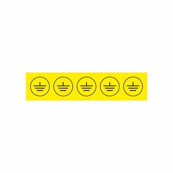 955 Pásik s uzemneniami - označovacia elektrotechnická značka