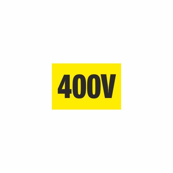 E007SE 400V - elektrotechnická značka