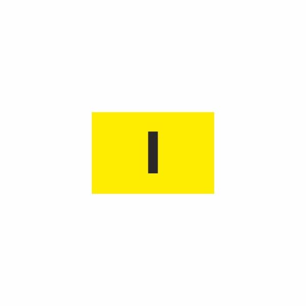 E011SE Poloha I - elektrotechnická značka