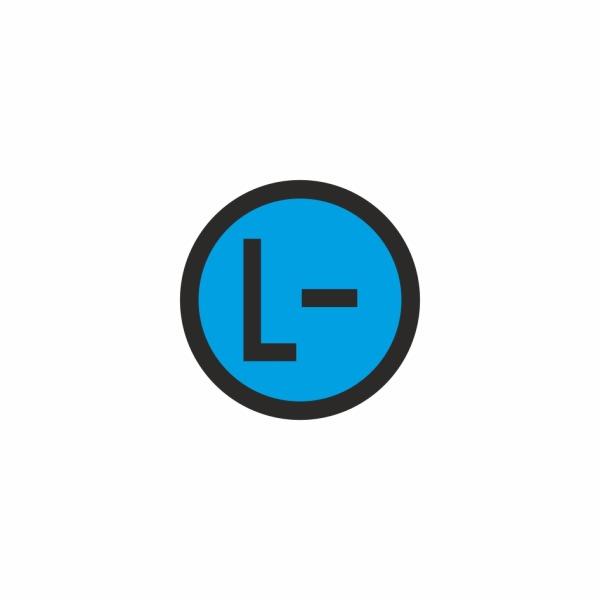 E025SE L- - označovacia elektrotechnická značka