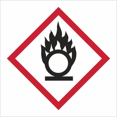 Symbol GHS 03 - Označenie oxidujúcich látok