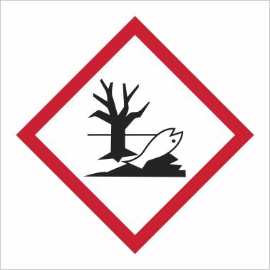 Symbol GHS 09 - Označenie látok nebezpečných pre životné prostredie