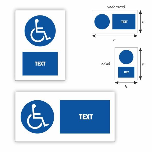 Pre používateľov invalidných vozíkov