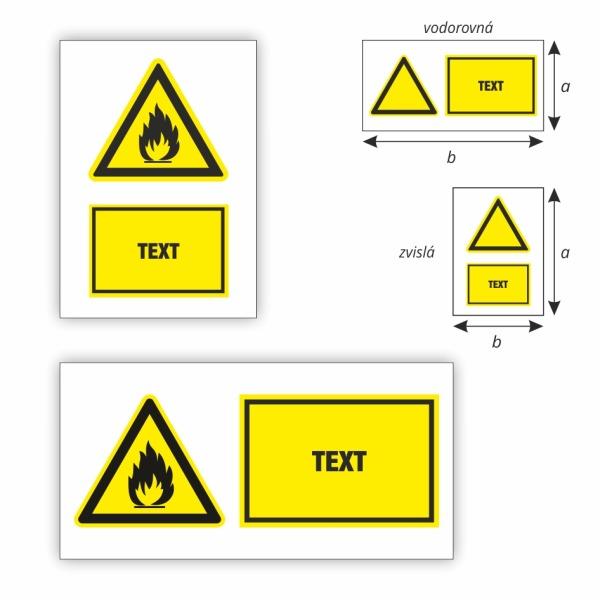 Pozor nebezpečenstvo požiaru