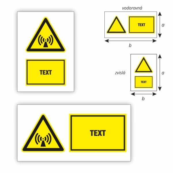 Pozor elektromagnetické žiarenie